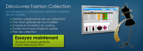 PLM Fashion Collection Slide 2
